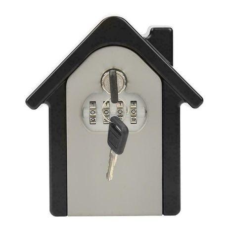 Сейф за ключове Сейф кутия с код Airbnb наем гараж