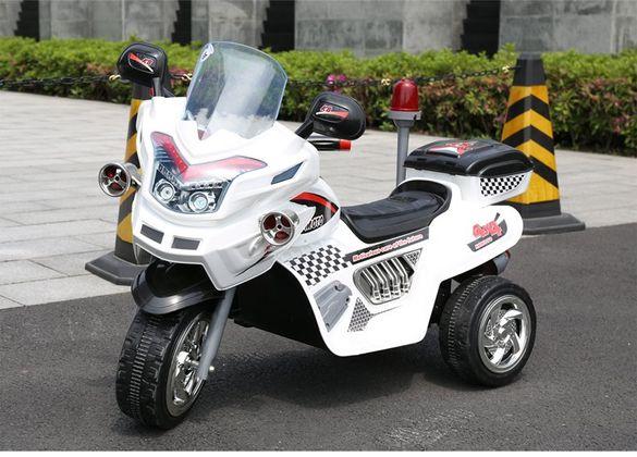 Акумулаторен Мотор Police 12V 91208