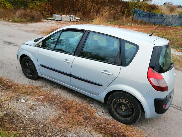 Рено меган сценик 1,9 дци. Renault Megane Scenic 1,9dci. На части.