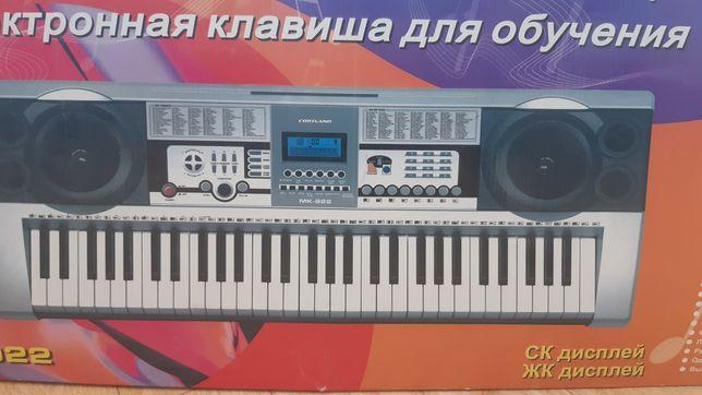 Новый синтезатор
