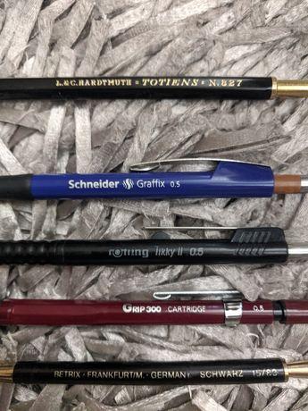 Creioane mecanice de colecție Hardmuth , Schneider, Rotring,Niji, Betr