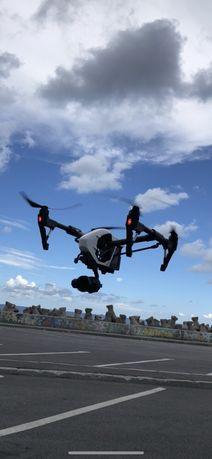 Filmari cu drona evenimente | 4K | DJI Inspire 1 Pro