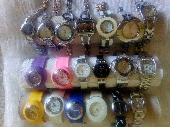 Дамски часовници-15лв бр.различни видове+3бр мъжки