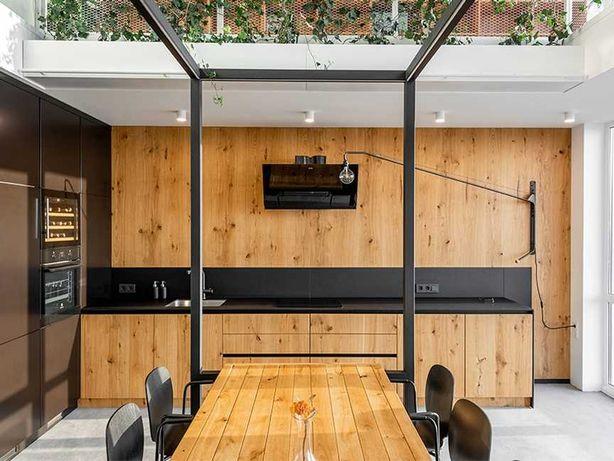 Кухонная мебель, фартук, столешница