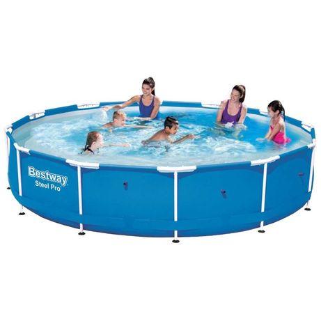 Каркасный бассейн 305 х 76 см