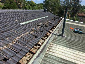 Reparatii mansardari acoperis
