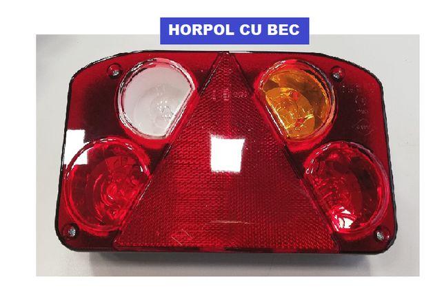 Lampa HORPOL, lampa remorca/platforma