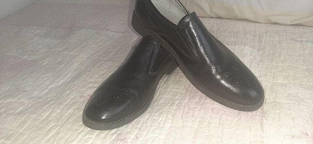 Туфли на мальчика весна