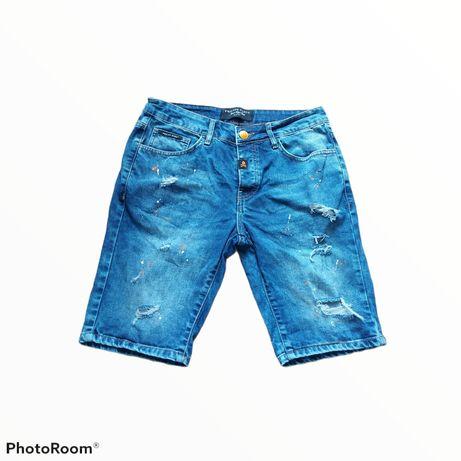 Philipp Plein размер-30 Оригинални мъжки къси панталони