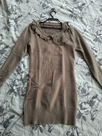 Плътна туника/рокля