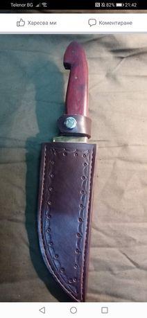 Нож със кания за лов и риболов