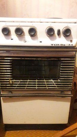 Электро плита томь-м