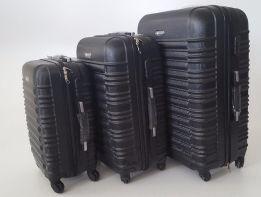 Troler, Troller, Valiza, Wizz, Ryanair, Policarbonat, plastic, 360 cod