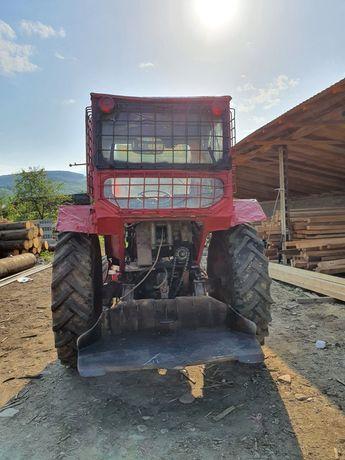 Tractor forestier 651 sau schimb cu lemn rășinos