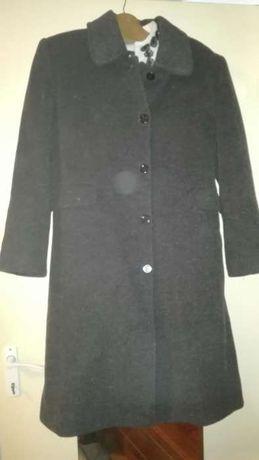 Palton dame gri inchis