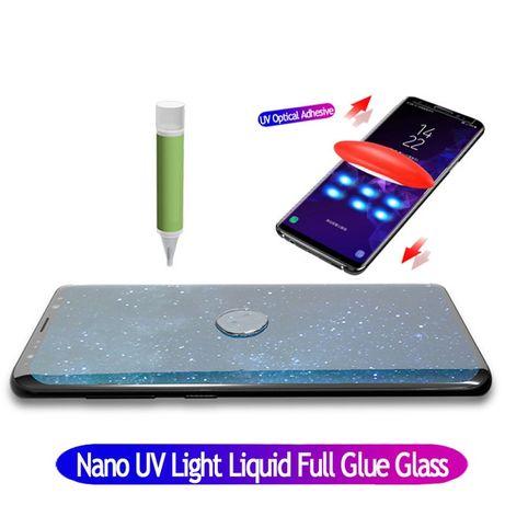 Folie Sticla Securizata Samsung S10e Nano Particule