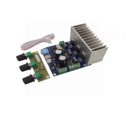 Amplificator audio 2.1 putere 2x20W + 30 W