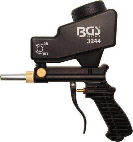 Пневматичен пясъкоструен пистолет- песъкоструйка на въздух BGS Technic