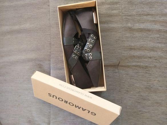 Дамски елегантни обувки,39 номер