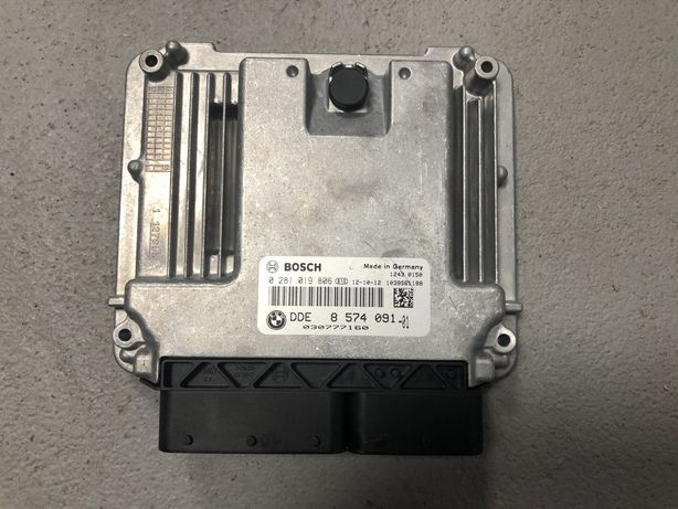 Ecu calculator motor Bmw seria 5 F10/F11 520d 184cp manual