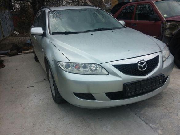 Мазда 6 Mazda 6 2.0D на части