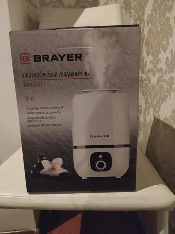 Ультразвуковой увлажнитель воздуха Brayer BR4701