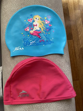 Продам детские шапки для бассейна