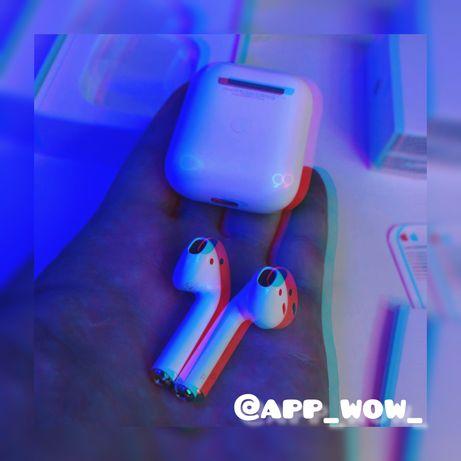 Airpods 2 1:1 premium Айрподс новые