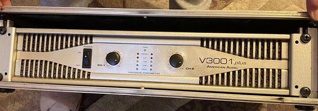 Statie amplificare American Audio V3001