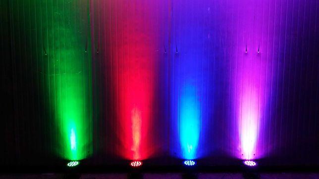 Lumini arhitecturale Dj Formati Orga de lumini 18x3w Lumini club
