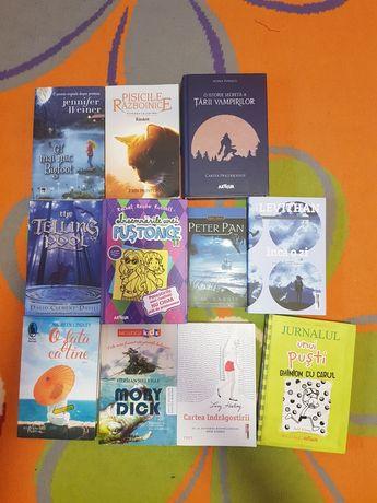 9 Carti pentru adolescenti
