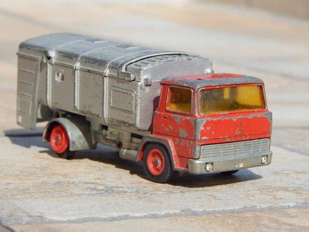 Macheta veche masina gunoiera Magirus-Deutz Mullwagen Siku Germania