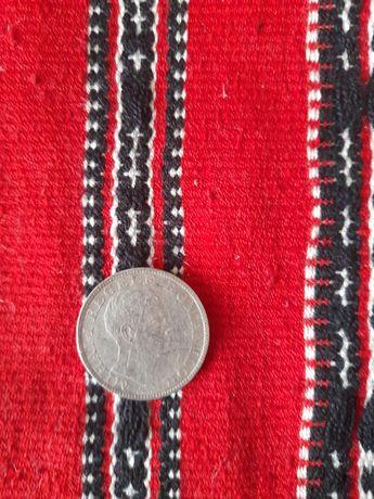 Monedă argint.Mihai I