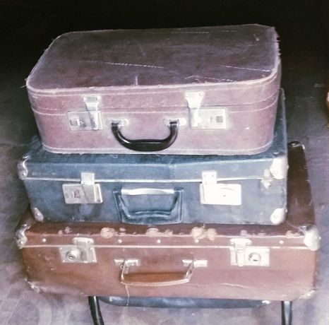 Продам чемоданы ретро