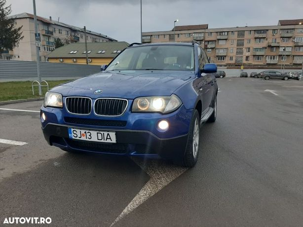 BMW X3 Bmw X3 e83 2008 facelift