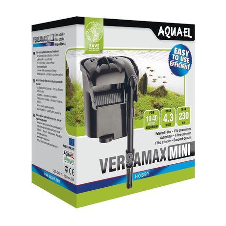 AquaEL Versamax FZN mini навесной фильтр (рюкзак)