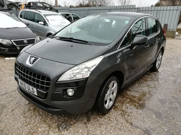 На части Пежо 3008 1,6 дизел 2010г. / Peugeot 3008 1,6 HDI
