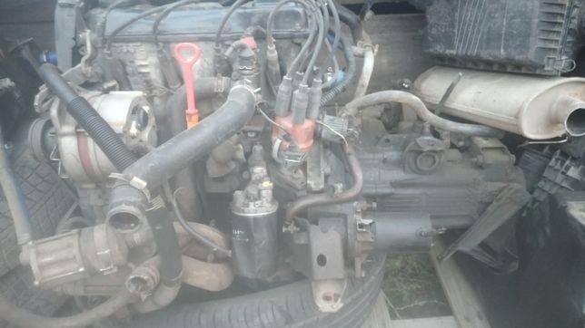 Гольф двигатель и коробка
