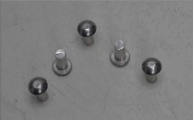 Металлические заклёпки под молоток