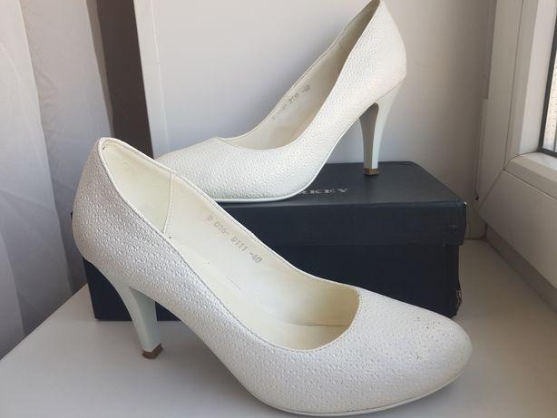 Туфли свадебное размер 39