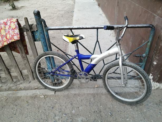 Велосипед сатылады 6 жастан 14жасқа дейин