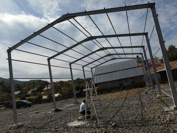 Vand hale metalice 10x42x4 de agricultura