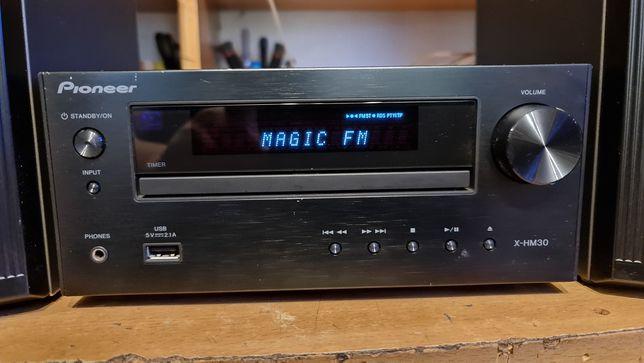 Sistem Hi-Fi stereo Dvd Pioneer X-HM30V-K