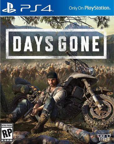 Игра ps 4 Days gone жизнь после