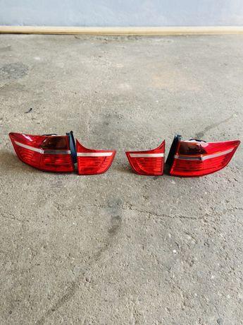 Triple tripla Stopuri stop Lampa Spate Stanga Dreapta Bmw X6 E71 2012