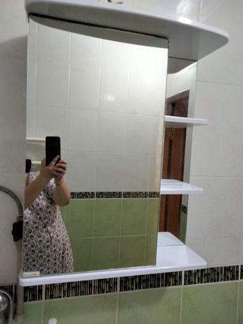 Шкафчик для ванной комнаты. Б /у. Цена 5 тыс тг.