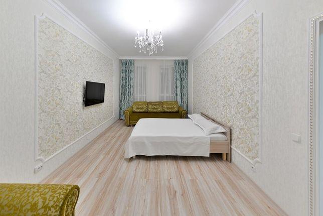 1 комнатная чистая квартира посуточно на левом берегу рядом с байтерек