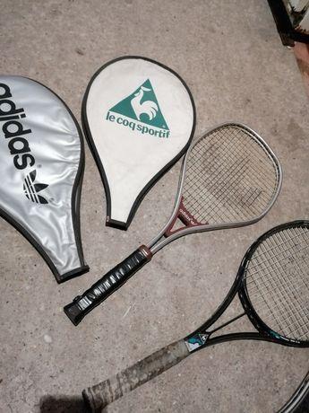 Vând rachete tenis