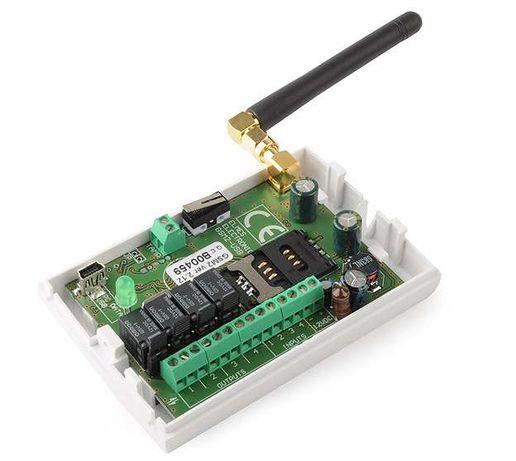 Modul Elmes GSM2000 pentru automatizari GSM SMS