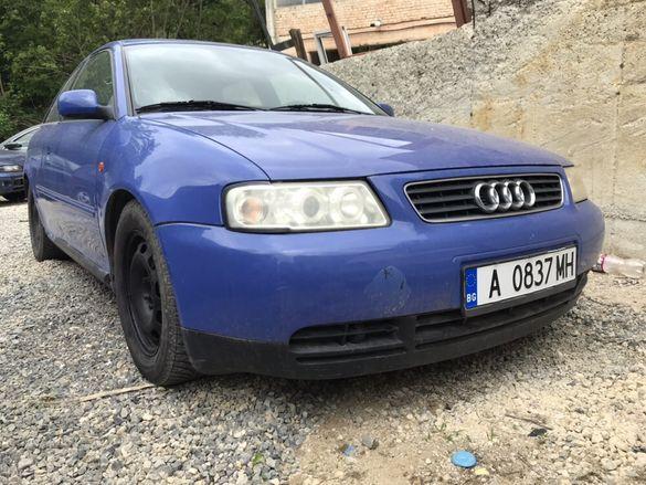 Audi A3 1.8 125кс 1998 На Части